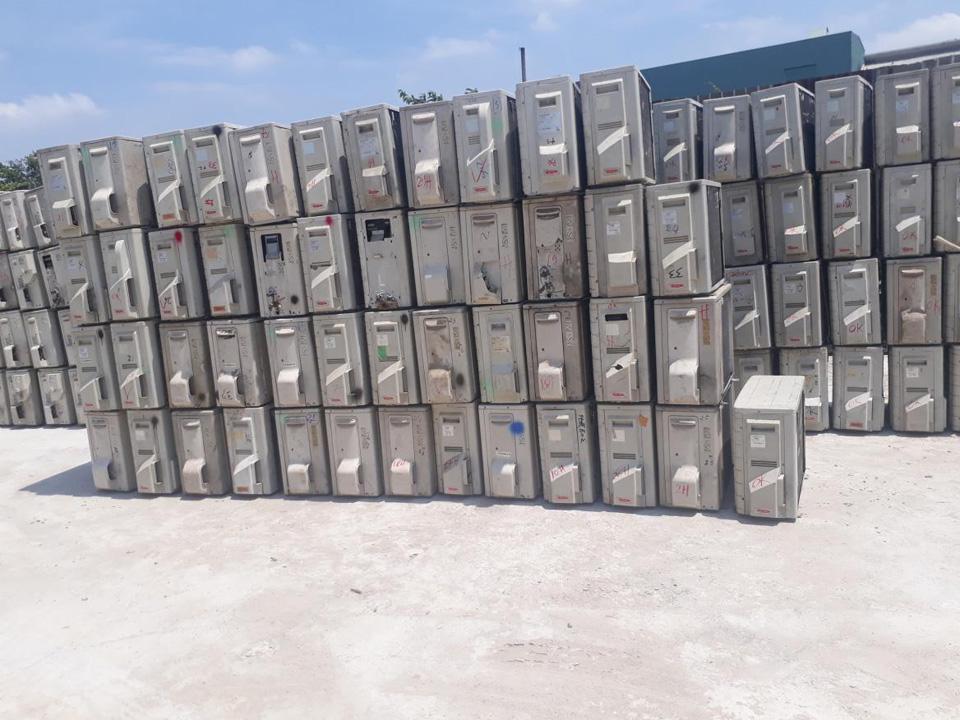 Máy lạnh cũ giá rẻ nội địa Nhật tại Bình Dương