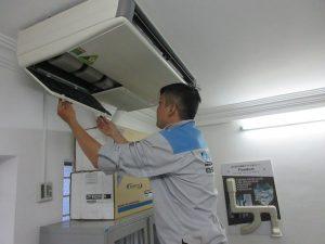 Bảo dưỡng máy lạnh Bình Thạnh giá rẻ tại Tp Hồ Chí Minh