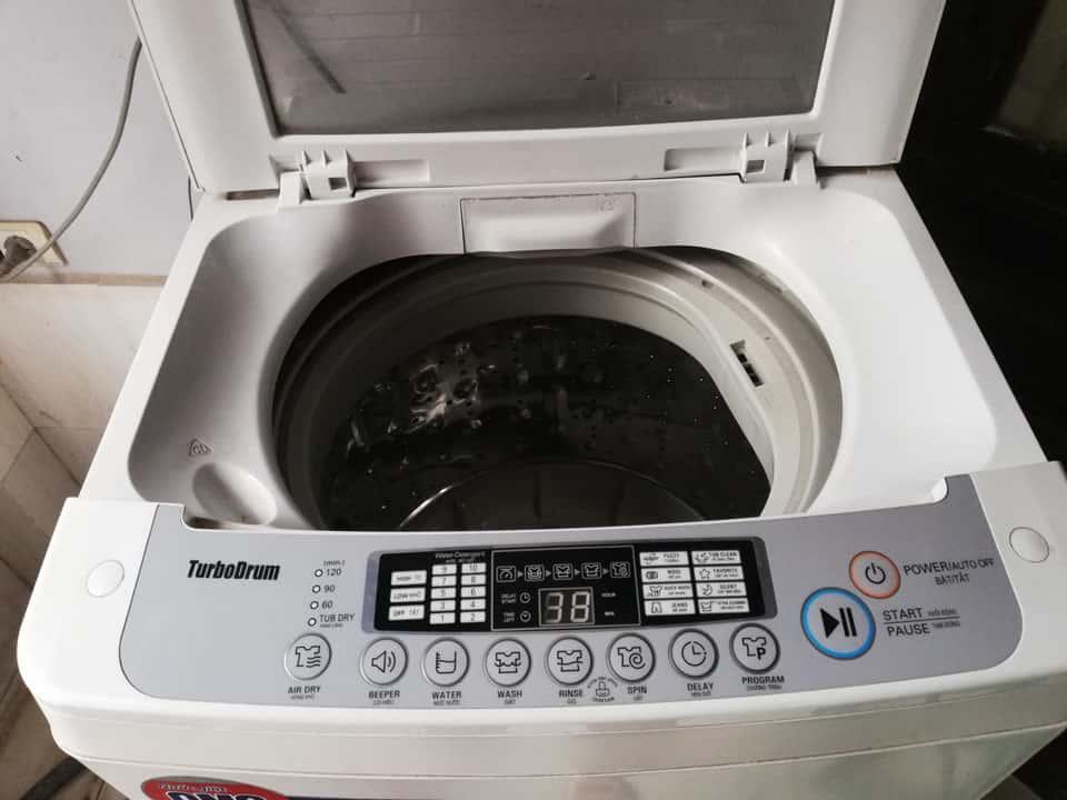 Sửa máy giặt tại nhà ở Bình Dương