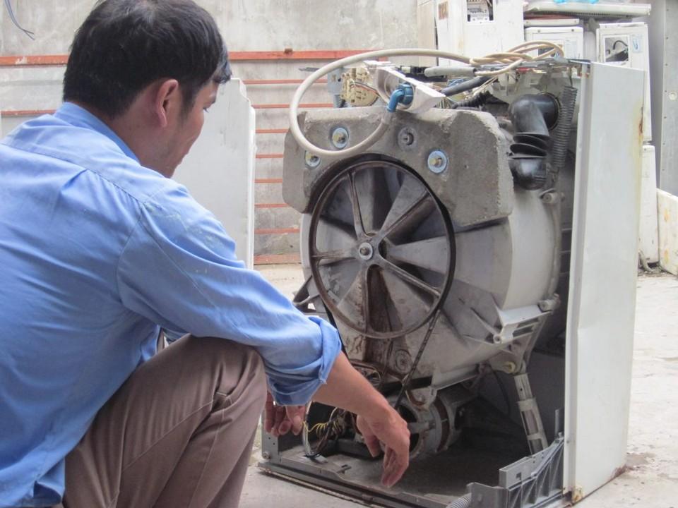 Thợ sửa máy giặt Thủ Dầu Một có tay nghề rất cao