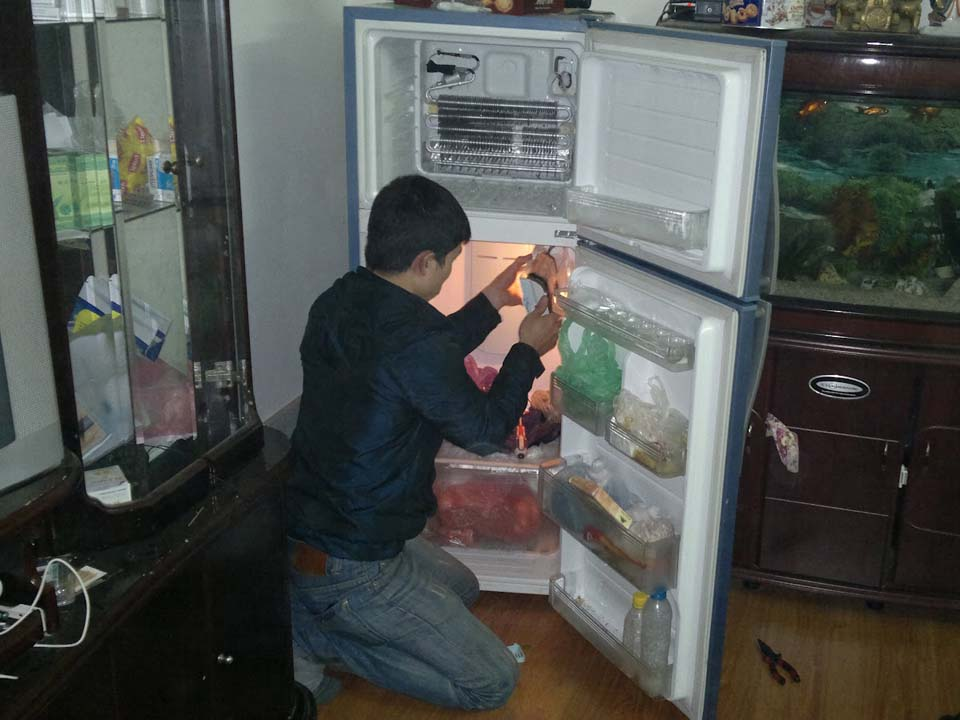 Sửa tủ lạnh tận nhà Thủ Dầu Một