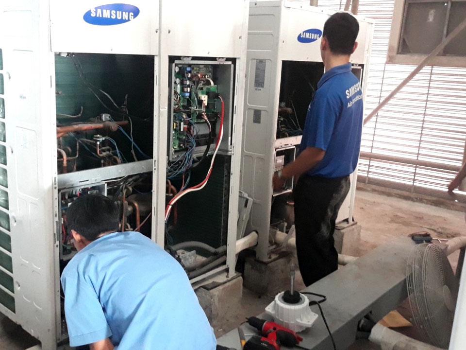 Chuyên sửa máy lạnh VRV Daikin