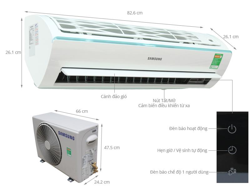 Mã lỗi máy lạnh Samsung dễ dàng phát hiện lỗi của máy.