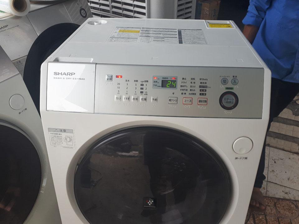 Sửa máy giặt Sharp ở Bình Dương