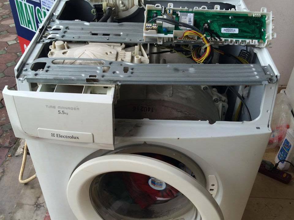 Thợ sửa máy giặt Electrolux tại Bình DƯơng