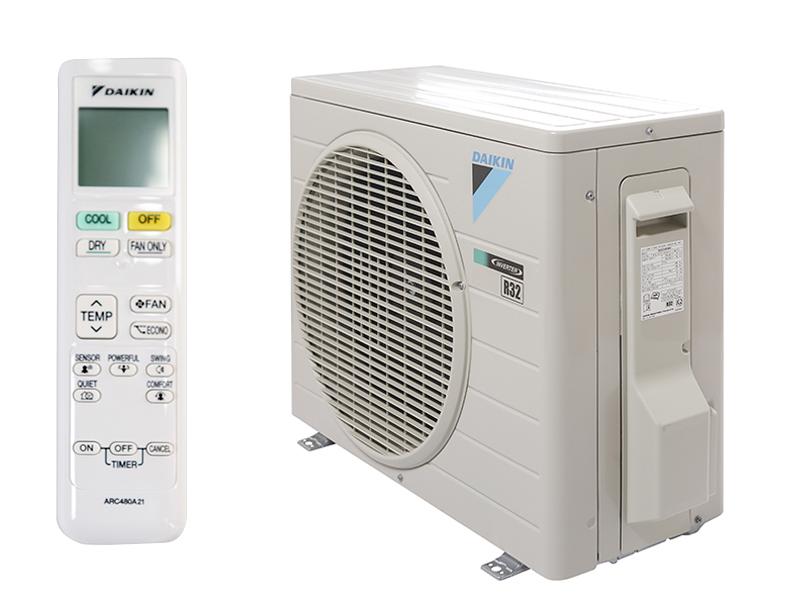 Cục nóng máy lạnh