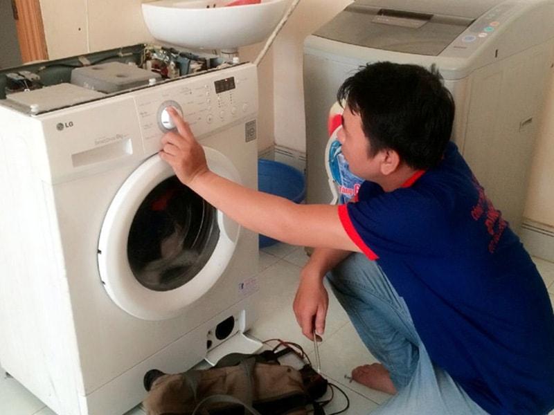 Sửa nhanh máy giặt ở Dĩ An Bình Dương