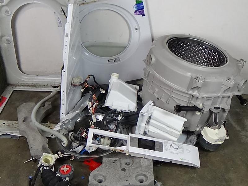Sửa máy giặt tốt nhất Dĩ An Bình Dương